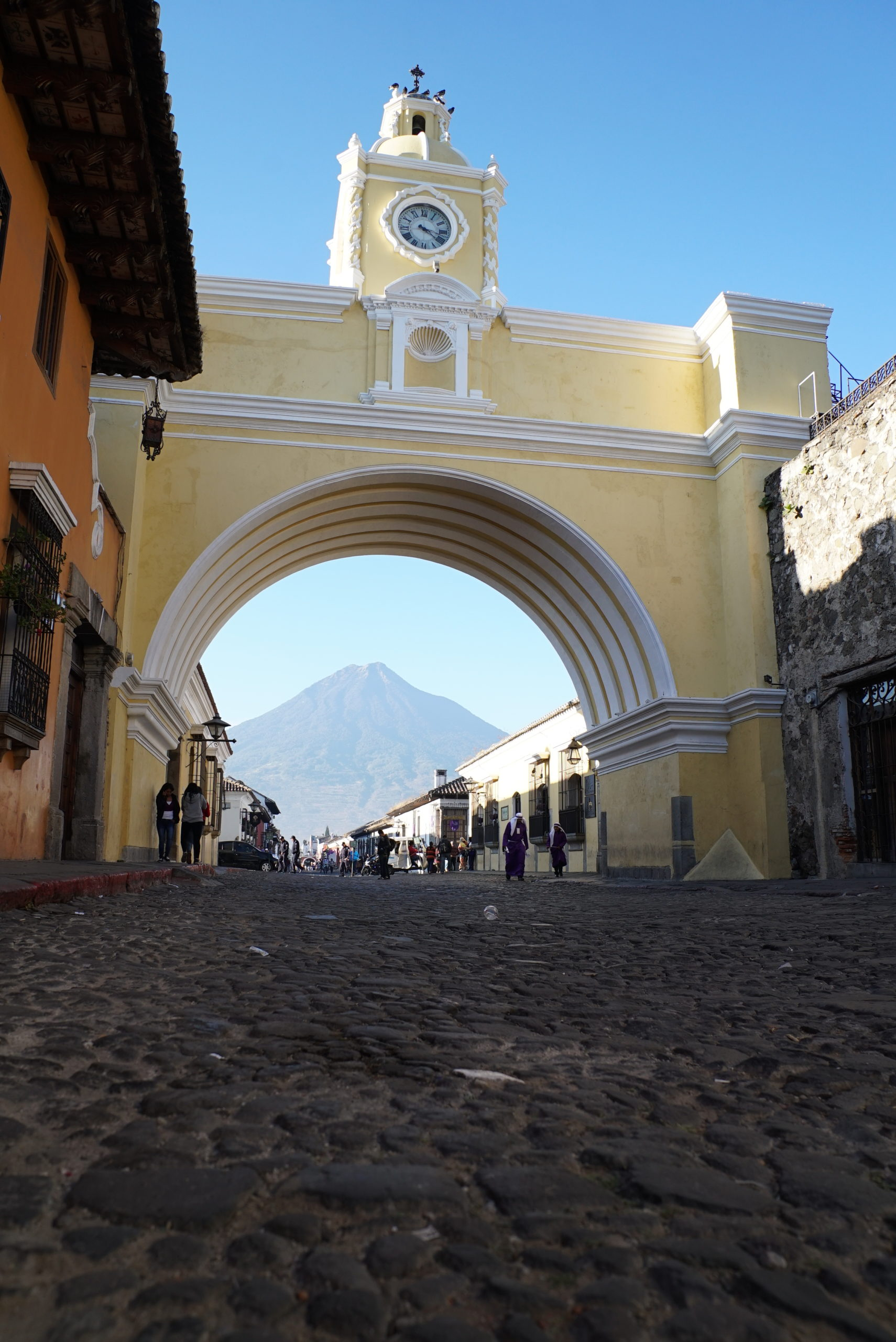 Guatemala Antigua + Lake Atitlan Impact Adventure